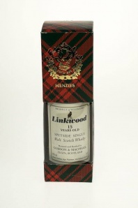 "88. Linkwood ""15"" Scotch Whisky"