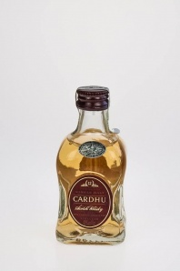 "33. Cardhu ""12"" Single Malt Scotch Whisky"