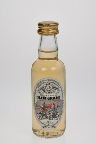 60. Glen Grant Single Highland Malt Scotch Whisky