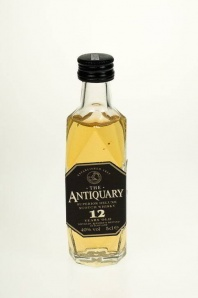 "22. Antiquary ""12"" Scotch Whisky"