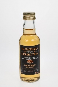 70. MacPhails Collection Glenturret 1990 Single Highland Malt Scotch Whisky