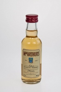15. MacArthur's Select Scotch Whisky