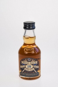 "89. Chivas Regal ""18""  Rare Old Scotch Whisky"