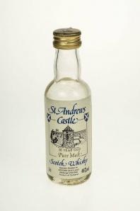 41. St. Andrews Castle Scotch Whisky