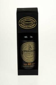 """85. Springbank """"10"""" Campbeltown Scotch Whisky"""
