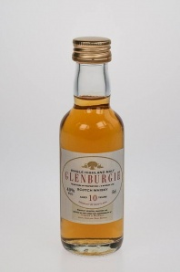 "69. Glenburgie ""10"" Single Highland Malt Scotch Whisky"
