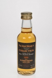 62. MacPhails Collection Bunnahabhain 1990 Single Islay Malt Scotch Whisky