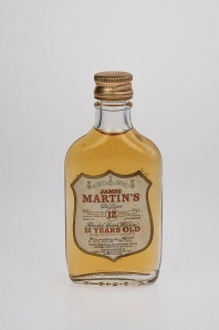 "98. James Martin`s ""12"" Blended Scotch Whisky"