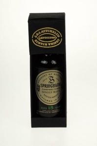 """84. Springbank """"15"""" Campbeltown Scotch Whisky"""