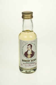 137. Robert Burns Scotch Whisky