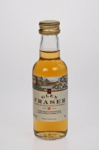 "71. Glen Fraser ""8"" Highland Malt Scotch Whisky"