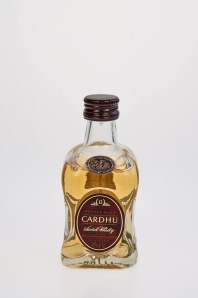 "51. Cardhu ""12"" Single Malt Scotch Whisky"