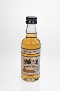 "75. BenRiach ""20"" Single Speyside Malt Scotch Whisky"