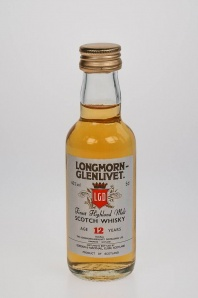 "66. Longmorn Glenlivet ""12"" Finest Highland Malt Scotch Whisky"
