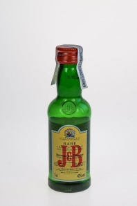41. Rare J&B Blended Old Scotch Whisky