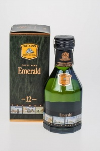13. Emerald Cutty Sark '12'  Scotch Whisky