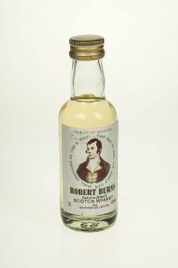 137. Robert Burns Scotch Whisky
