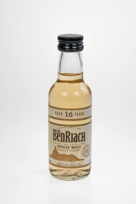 "76. BenRiach ""16"" Single Spekyside Malt Scotch Whisky"