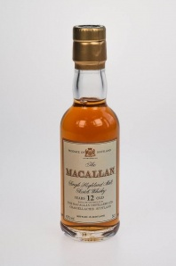 16. The Macallan '12' Single Highland Malt Scotch Whisky