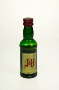 126. J&B Blended Scotch Whisky