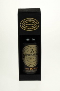 "85. Springbank ""10"" Campbeltown Scotch Whisky"