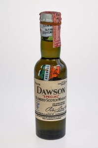 3. Dawson Special Blended Scotch Whisky