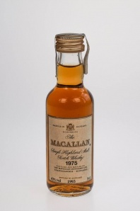 11. The Macallan Single Highland Malt Scotch Whisky