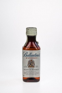 46. Ballantines Finest Scotch Whisky